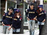 Khoác cặp hoodie CANADA
