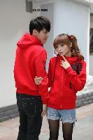 Áo khoác cặp Spy- đỏ